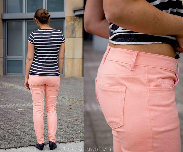 Ginger Jeans (deutscher Blogpost)