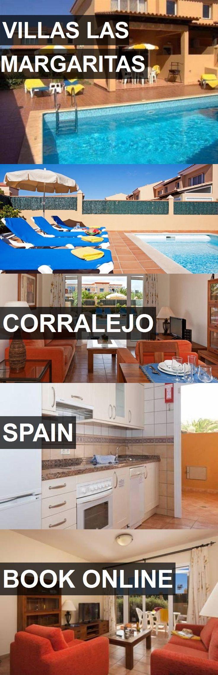 Hotel VILLAS LAS MARGARITAS in Corralejo, Spain. For more information, photos, reviews and best prices please follow the link. #Spain #Corralejo #VILLASLASMARGARITAS #hotel #travel #vacation