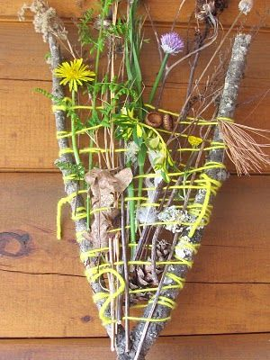 Metsänhaltijan viuhka, sopii syksyyn ja kevääseen