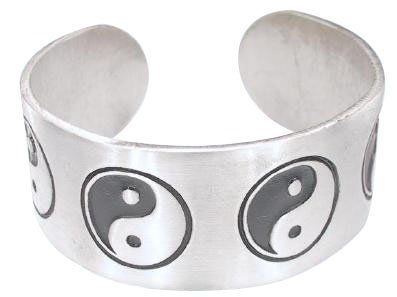 Yin Yang Zen Buddhism Peace Pewter Bracelet Dan Jewelers. Save 21 Off!. $15.87. Does not tarnish. Dan Jewelers has tens of thousands of positive feedbacks across the internet.. Hypoallergenic. Good value. Satisfaction guaranteed.