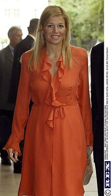 The Prince of Orange and Princess Máxima, Current Events 1 (January 2003 - May 2004) - Page 3 - The Royal Forums