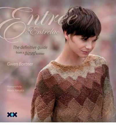 Entree to Entrelac: A Build-as-you-go, Modular Approach for Knitters By Gwen Bortner