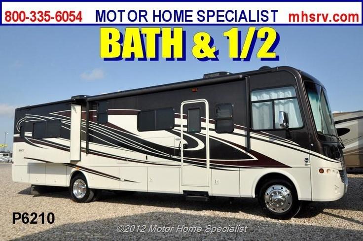 2012 coachmen encounter bath 1 2 w 2 slides including a for Motor home specialist inc alvarado texas