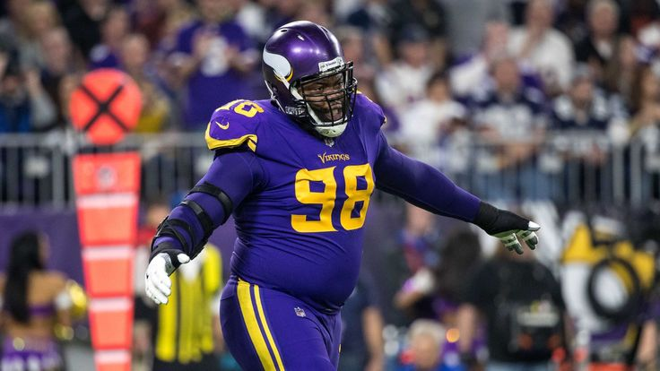 Linval Joseph Just Misses NFL Network Top 100