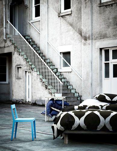 Maison | Couettes | Tahla In Black Duvet Cover Set | La Baie D'Hudson
