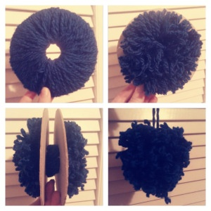 make your own pompom #diy #knitting