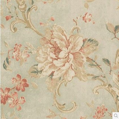 vintage floral wallpaper pattern - Google Search