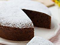 Torta 12 cucchiai al cacao ricetta facile