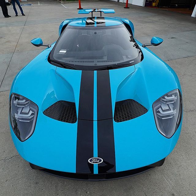 Dont Miss This Ford Gt From Galpin Auto Sports And Jordan Maron At