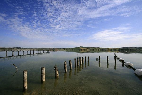 Montepulciano - Il lago