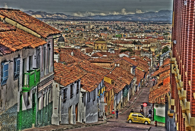 Bogota  Colombia by MMwally