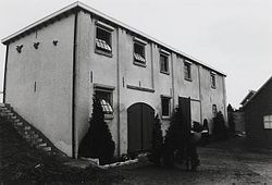 't Pakhuis. Pakhuis. Gebouwd in ca. 1935.