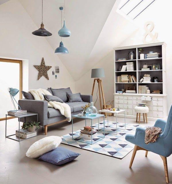 Las nuevas tendencias decorativas de Maisons du Monde en el cat�logo 2015 | Etxekodeco