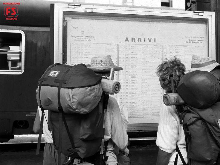Stazione di Bari Centrale (1983)