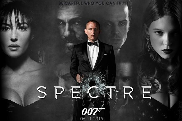 Aliexpress.com : Buy Movie Spectre 007 Monica Bellucci Daniel ...