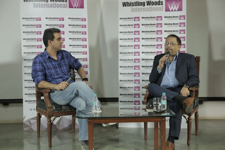 WWI Masterclass with Pradeep Guha Media stalwart, Mr. Pradeep Guha conducted a #SMCMasterclass with students of School of Media & Communications (#SMCStudents), where in he shared insight about how the #Media world has evolved with new technological innovations and the effect of the same on the pattern of content consumption among the viewers.