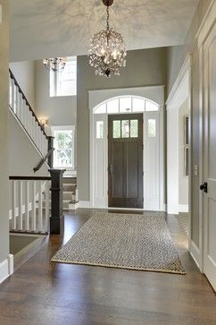 2013 Fall Parade of Homes - transitional - entry - minneapolis - Highmark Builders