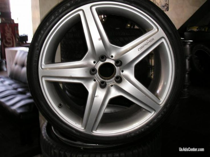Parts / Accessories for sale, in Atlanta, Georgia, United States. front: 2 20 x 8 x5 mercedes wheels with 255-35-20 michelin tires    rear: 2 20 x 9. 5 mercedes wh