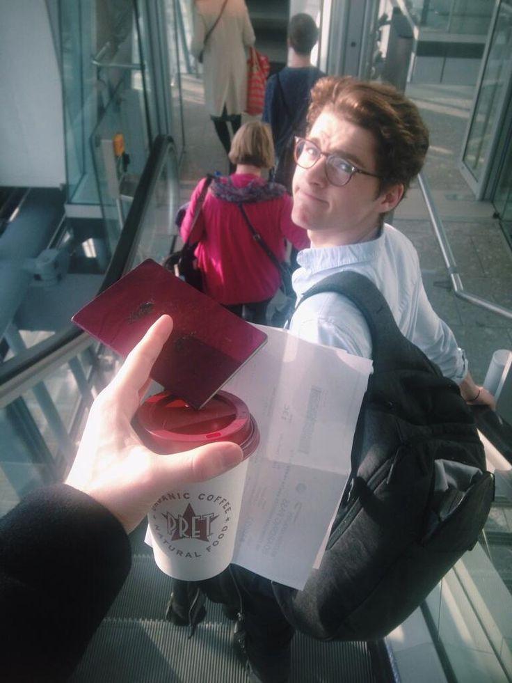 Twitter / FinnHarries: Guten Morgen. Travelling to ...
