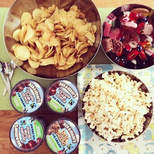 The 25+ Best Sleepover Food Ideas On Pinterest