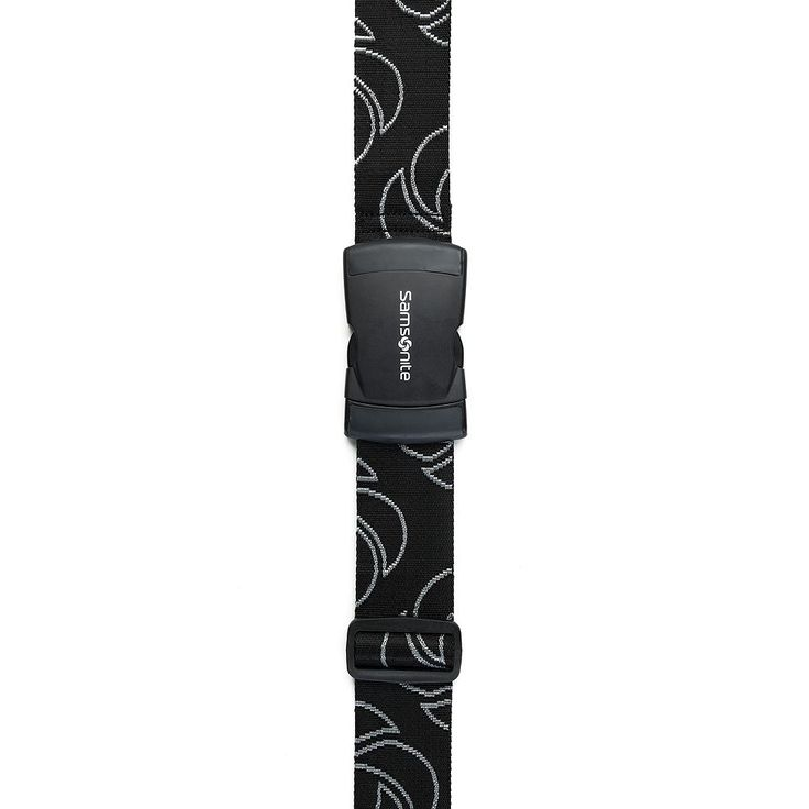 Samsonite Luggage Strap, Black