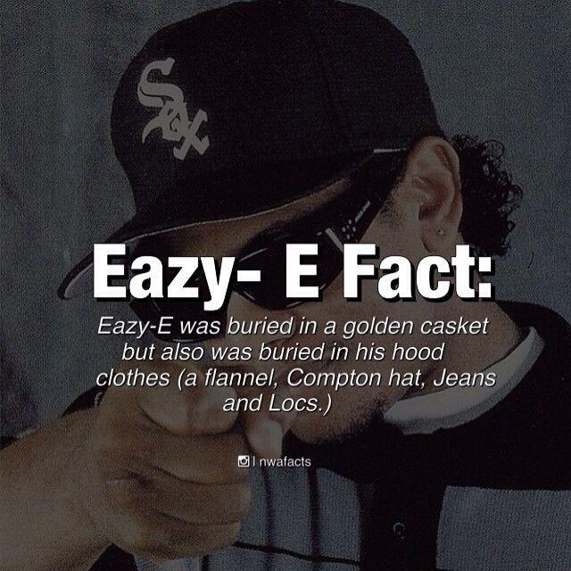 Eazy-E Fact