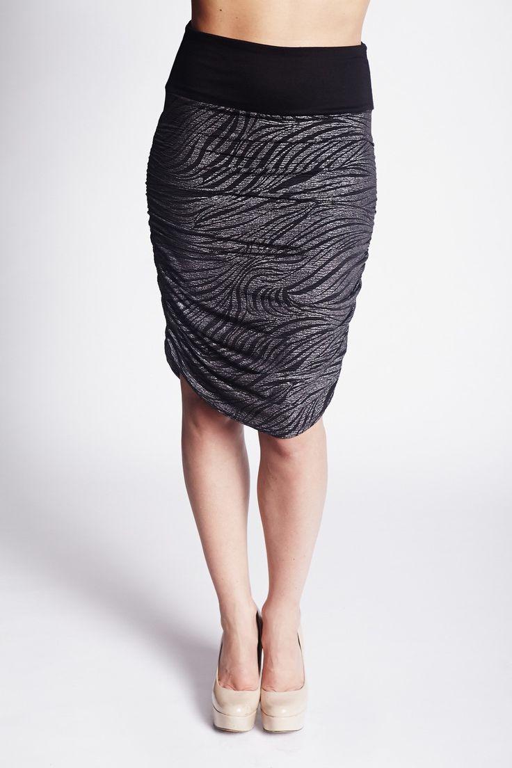 STELLA SKIRT - ZEBRA - Skirt by Judy Design