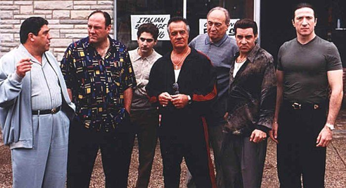 "tony soprano vs the modern corporation The sopranos and the wire have little in character tony soprano but also pulling season of the wire was, ""why is modern city life so."