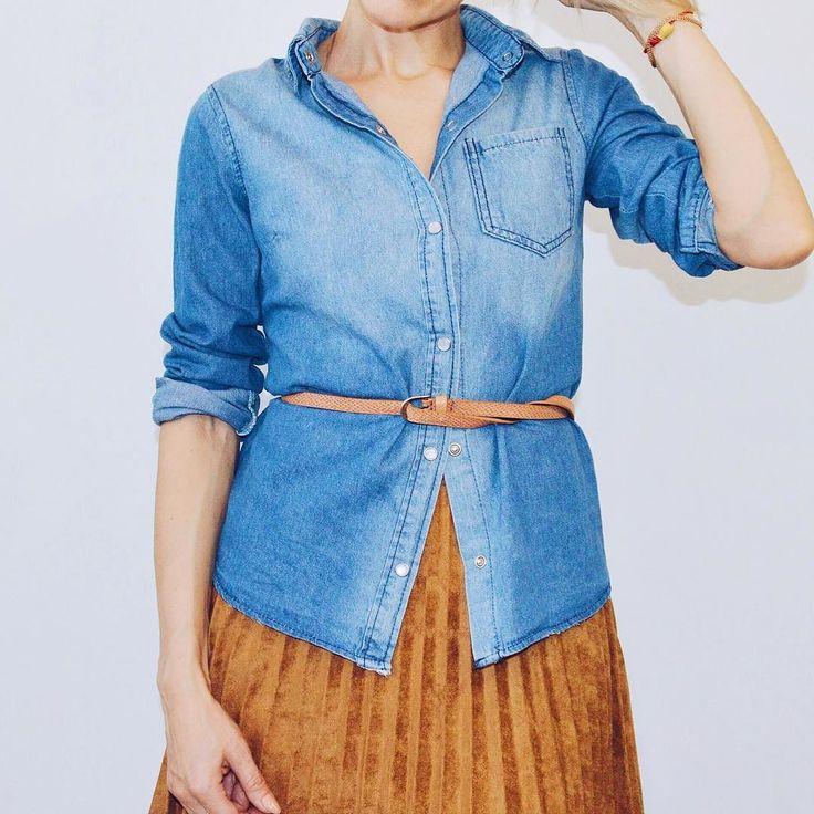 В наличии рубашка 990 ру размер xsЮбочка из иск замши  размер 44 цена 1040 р. По всем вопросам обращаться вк http://ift.tt/1DokiI4 или в Директ  #вналичии #вналичииbs #вналичиииваново #рубашка #юбка #заказ #мода #фото #фотовживую #фотовреале #дом2 #vsco #vscocam #vscorussia #fashion #style #нефтекамск #иваново #outfit #outfitselfie