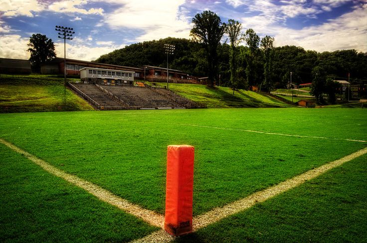 Murphy High School Football Field | My Town - Murphy, NC ...