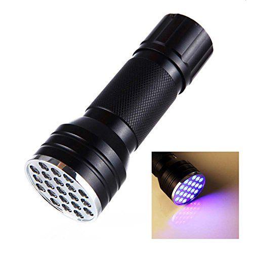 Led Torch 21led Uv Lights 395 Nm Gel Nail Glue Curing Light Adhesive Blacklight Flashlight Ultraviolet Lamps for Ink Marker Sterilization Lights Qczag qlee http://www.amazon.com/dp/B013KDDRSA/ref=cm_sw_r_pi_dp_yat0vb0N0AD7Z