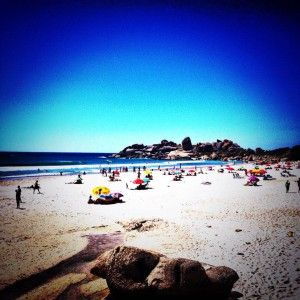 Llandudno and Clifton: Blue flag beaches, Cape Town