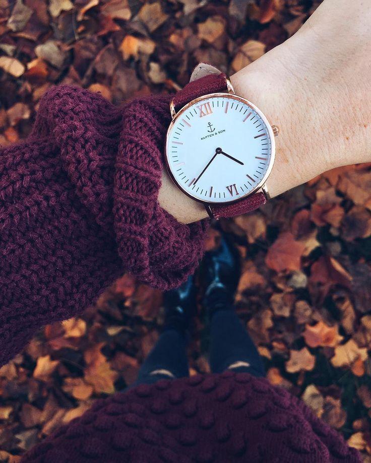 when autumn meets winter @stalkmemore_ an | kapten-son.com