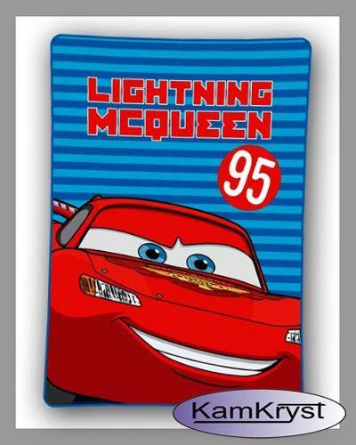Disney Cars baby blanket - shop with linen KamKryst | Dziecięcy kocyk Cars Disney - sklep z pościelą KamKryst