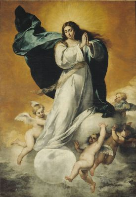 SOLEMNIDAD DE LA INMACULADA CONCEPCIÓN DE MARÍA | MISAL DIARIO