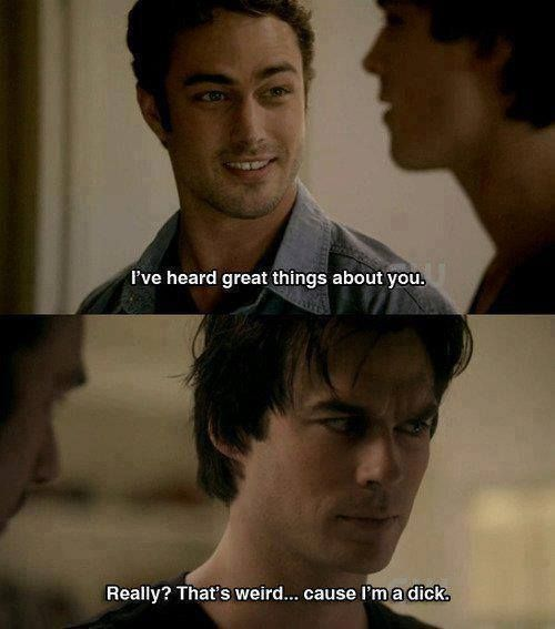 The Vampire Diaries Oh Mason Lockwood....I miss you! But happy to see you on another show!!! Chicago fire and pd :))