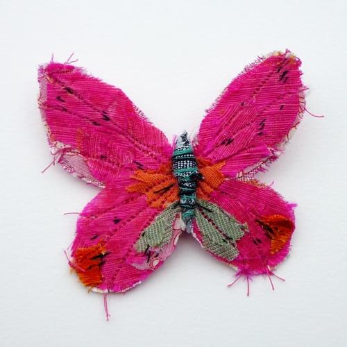 Abigail Brown butterfly