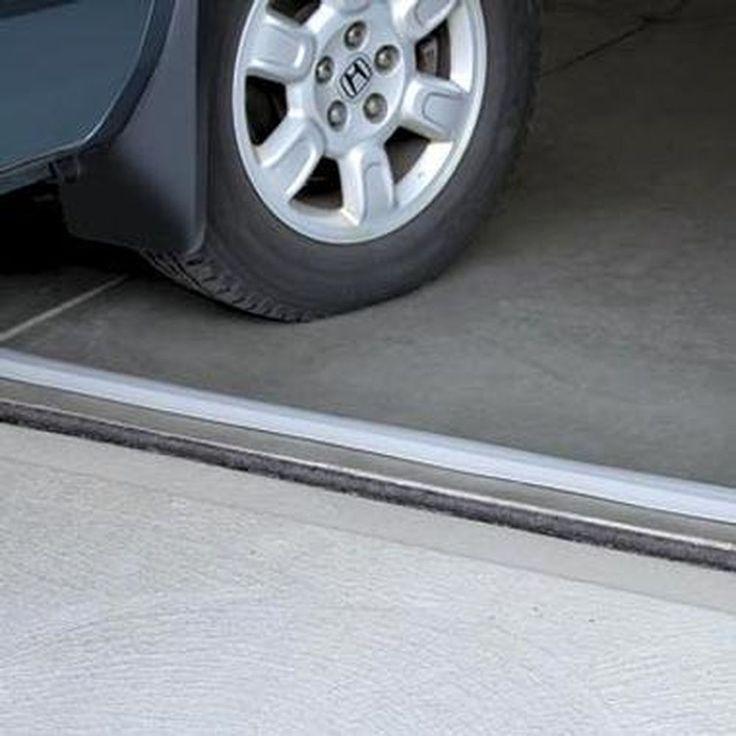 uneven garage an threshold titled for netsyncro image floors bottom make door com floor seal