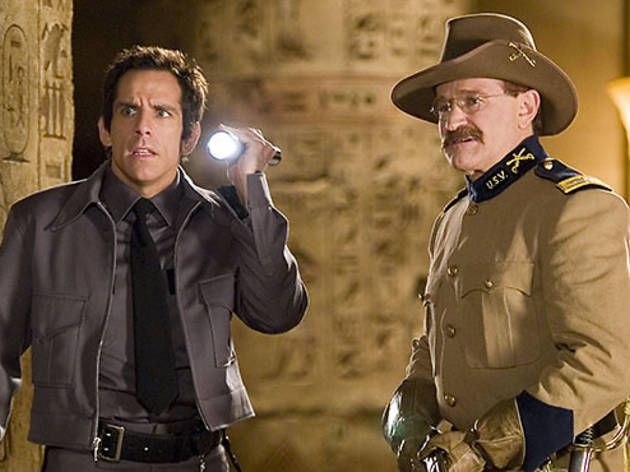 Night at the Museum (2006) :: Book to Movie