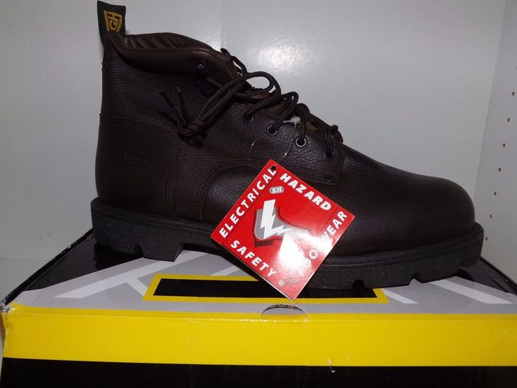 Lehigh Safety Shoes Steel Toe Work Boot LEHI015 XP50067 Size 13M #Lehigh #WorkSafety