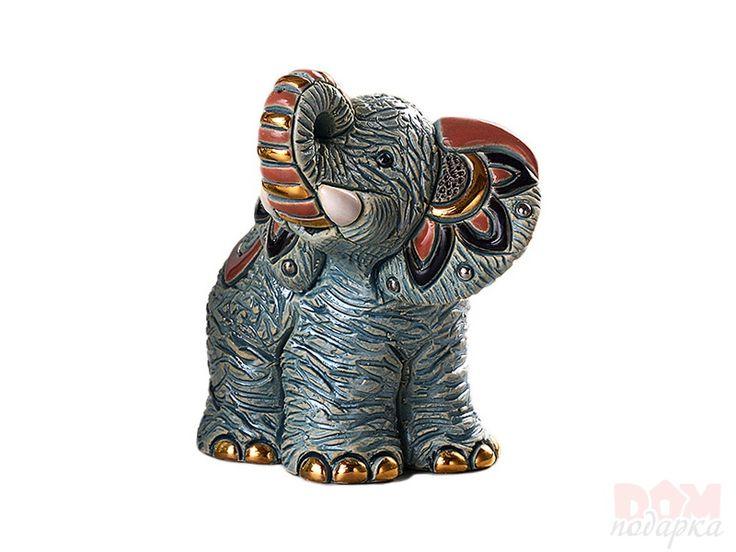 """Статуэтка """"Африканский слоненок"""""""
