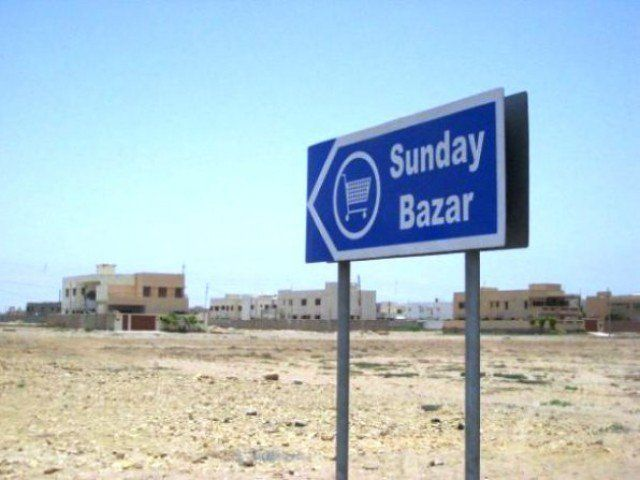 KARACHI: The Defence Housing Authority administration should provide another space for the demolished Sunday Bazaar, allowing stallholders to reestablish the market, demanded Malik Basheer Ahmed, the president of the United Bachat Bazaar Stallholder Welfare Organisation