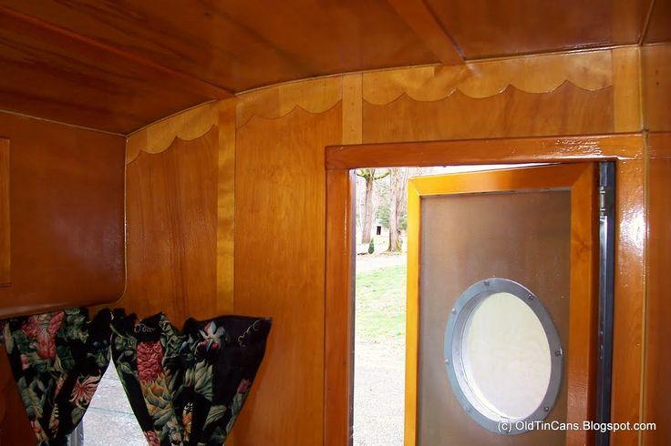 17 Best Ideas About Trailer Interior On Pinterest Camper Interior Vintage Campers Trailers