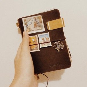 Midori Travelers Notebook PP size