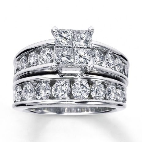 Spectacular Wedding Ring Sets At Kay Jewelers
