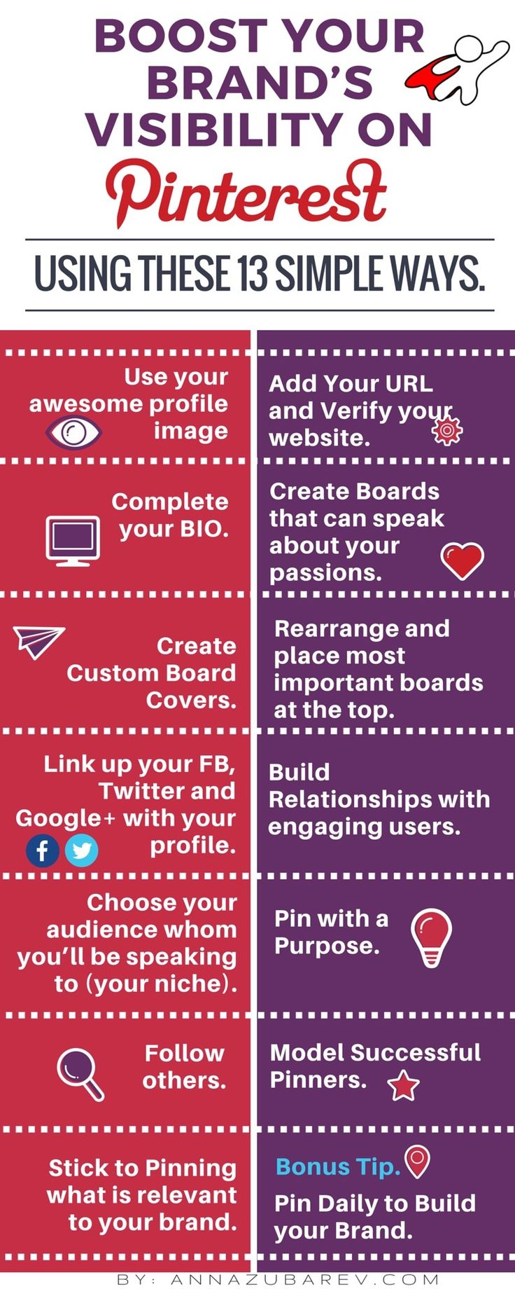 17 best images about your own brand personal boost your brand s visibility using these 13 simple ways
