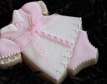baby shower cookies baby shower favors baby shower cookie favors baby gifts baby girl cookies custom cookies