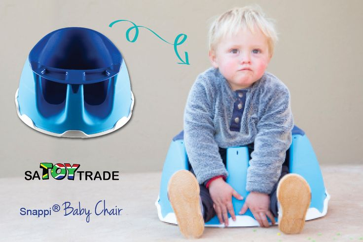 The Snappi chair helps your baby to sit upright and seeing the world from an upright position encourages a baby's learning, satisfies their curious nature, and help them discover the world. Snappi baby chair is Comfortable, moulds to your baby's unique shape for ultimate comfort, Easy to clean surfaces, Stable, Portable, Lightweight and can be used at home and when on the go. It is Unisex and appropriate for babies of 8 weeks up to the age of 18 months+.