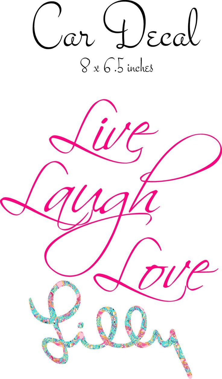 120 best monogram decals images on pinterest monogram decal live laugh love decal
