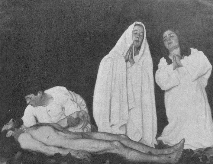 Károly Ferenczy, Pietà